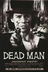 Dead Man movie poster [Johnny Depp] a Jim Jarmusch film (27'' X 40'')