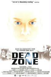 The Dead Zone movie poster [2002] [Anthony Michael Hall] 27x40 VG