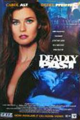 Deadly Past movie poster [Carol Alt] 26x37 video poster