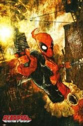 Deadpool poster: Marvel Comics/Marvel Extreme (24 X 36)