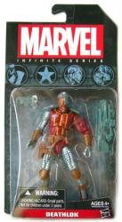 Marvel Infinite Series: Deathlok action figure (Hasbro/2014)
