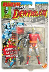 Marvel Super Heroes: Deathlok action figure (ToyBiz/1992)