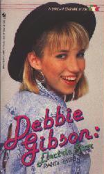 Debbie Gibson: Electric Star paperback book/1990 (biography)