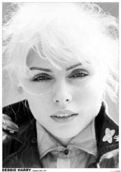 Blondie poster: Debbie Harry, London, May 1977 (23 1/2'' X 33'') New