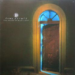 Deep Purple poster: The House of Blue Light vintage LP/Album flat