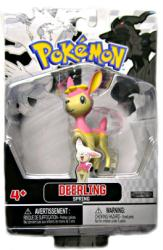 Pokemon Black and White: Deerling [Spring] figure (JAKKS Pacific/2011)