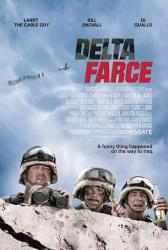 Delta Farce movie poster [Larry the Cable Guy, DJ Qualls] 27x40