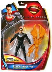 Man of Steel: Demolition Claw General Zod action figure (Mattel/2013)