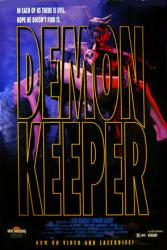 Demon Keeper movie poster (1994) 27x40 video poster