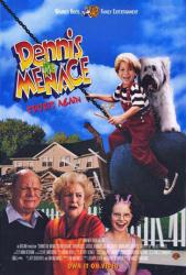Dennis the Menace Strikes Again movie poster [Don Rickles/Betty White]