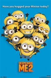 Despicable Me 2 movie poster [Minions] 22 1/2'' X 34''