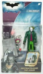 The Dark Knight: Destructo-Case Joker figure (Mattel/2007)