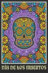 Dia de Los Muertos poster: Day of the Dead (24x36) New