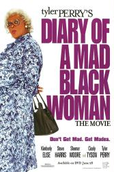 Diary of a Mad Black Woman movie poster [Tyler Perry] 27x40
