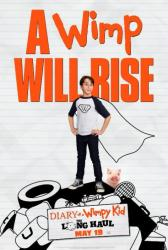 Diary of a Wimpy Kid: The Long Haul movie poster (27x40 original)
