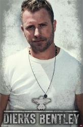 Dierks Bentley poster (22x34) Country Music Star