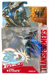Transformers Age of Extinction: Dinobot Strafe action figure (Hasbro)