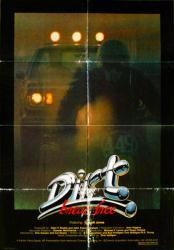 Dirt movie poster [1979 Off-Road Racing Documentary] original 26x38