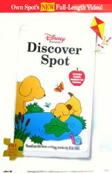 Discover Spot video poster (Disney) 2000