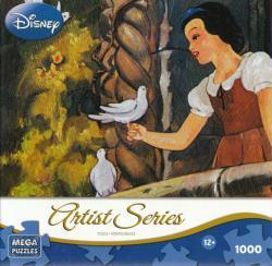 Disney Artist Series jigsaw puzzle: Snow White (Mega Puzzles/2011)