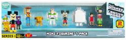 Disney Crossy Road Mini Figurine 7 Pack (Series 1)