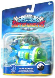 Skylanders Superchargers: Dive Bomber sea vehicle (Activision/2015)
