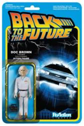 Back to the Future: Doc Brown ReAction action figure (Funko)