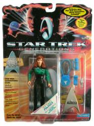 Star Trek Generations: Doctor Beverly Crusher action figure