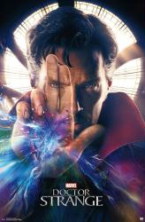 Doctor Strange movie poster [Benedict Cumberbatch] 22x34 (Marvel Film)