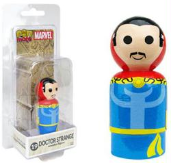 Marvel: Doctor Strange Pin Mate #19 wooden figure (Bif Bang Pow)
