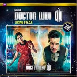 Doctor Who jigsaw puzzle (1000 piece) Centre of the Tardis
