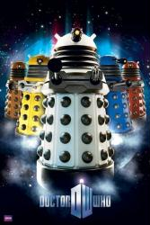 Doctor Who poster: New Daleks (24'' X 36'') BBC TV series