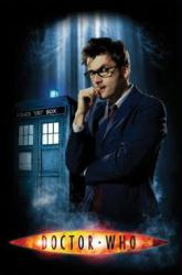 Doctor Who poster: David Tennant as The Doctor (24x36)