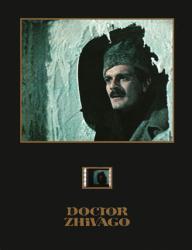 Doctor Zhivago 8.5'' X 11'' Senitype film cell [Omar Sharif]