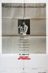 Dog Day Afternoon movie poster [Al Pacino] original 27x41 Style B