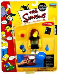 The Simpsons Series 7: Dolph action figure (Playmates/2001)