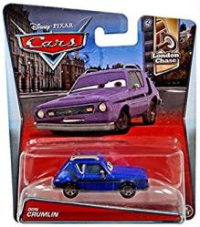 Cars London Chase: Don Crumlin 1:55 die-cast vehicle (Mattel/2016)
