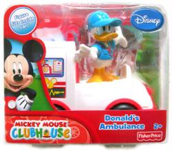 Mickey Mouse Clubhouse: Donald's Ambulance (Disney) Donald Duck