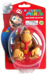 Super Mario Mini Figure Collection: Donkey Kong figure (Goldie/2013)