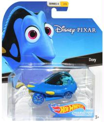 Hot Wheels Character Cars: Disney Dory die-cast vehicle