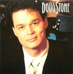 Doug Stone poster: Doug Stone vintage LP/Album flat (1990)