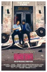 Downtown movie poster [Anthony Edwards, Forest Whitaker] 27x41