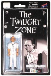 "The Twilight Zone: Dr Bernardi in white 4"" figure (Bif Bang Pow) Color"