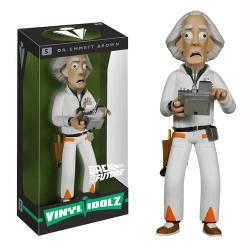 Back to the Future: Dr. Emmett Brown Vinyl Idolz 8.5'' figure