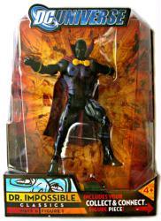DC Universe Classics Wave 6: Dr Impossible action figure (Mattel/2008)
