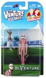 The Venture Bros: Dr. Venture action figure (Bif Bang Pow/2013)
