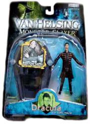 Van Helsing: Dracula figure w/ Coffin Playset (JAKKS Pacific/2004)