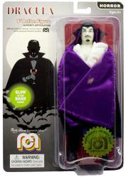 "Dracula classic 8"" Glow in the Dark action figure (MEGO/2019)"