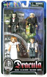 Universal Studios Monsters: Dracula Minimates 4 figure set