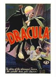 Dracula movie poster (1931) [Bela Lugosi] 18 X 24